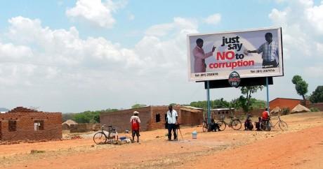 Just say NO to corruption. Crédit photo:  Lars Plougmann via Flickr, Licensed by CC.