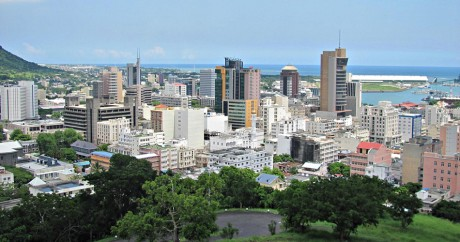 La ville de Saint-Louis, à Maurice. Crédit photo: Ashok Prabhakaran via Flickr, licensed by CC.