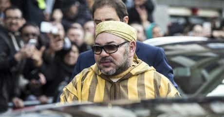 Le roi du Maroc Mohamed VI, le 30 mars 2016 à Amsterdam. Crédit photo: ALEXANDER SCHIPPERS / ANP / AFP