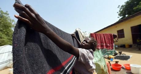 Dans la ville de Maiduguri, la vie revient peu à peu à la normale. PIUS UTOMI EKPEI / AFP