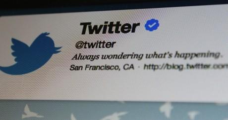 Le compte Twitter de Twitter. Crédit photo: Christopher via Flickr. CC BY-SA 2.0