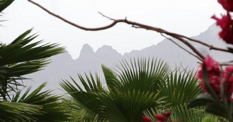 L'île de Santo Antao sur l'archipel du Cap-Vert. Crédit photo: DANIEL SLIM / AFP