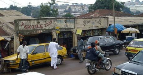 Yaoundé, la capitale du Cameroun, en 2010. Crédit photo: Fiona Bradley via Flickr. CC BY
