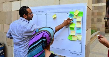 GearUP Cairo @ AUC. Crédit photo: Startup Mena. CC BY licensed