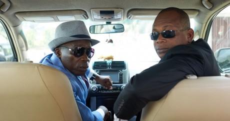 Le duo Michel Gohou et Digbeu Cravate dans «Bienvenue au Gondwana».