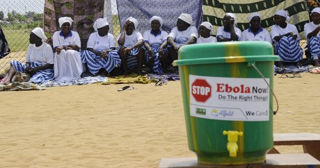 ZOOM DOSSO / AFP