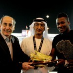 Asamoah Gyan: Lauréat de l'Arab Golden Shoe !
