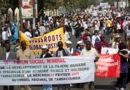 Le Forum social ne séduit pas Dakar