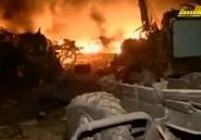Direct - Bombardements à Tripoli