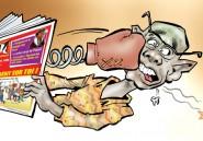 Gbich!, un éclat de rire ivoirien