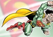 SuperMouammar, héros anticolonialiste