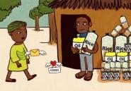 Les dons d'argent n'aident pas l'Afrique