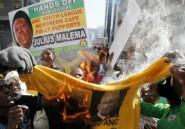 Malema, symbole d'une jeunesse en colère