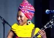 Fatoumata Diawara, l'élégante délicatesse vocale