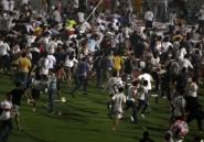 Le printemps arabe, c'est pas bon pour le foot