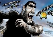 King (Kong) Eric Cantona