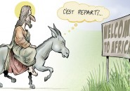 Jésus revient (en Afrique)!