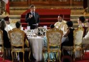 Une retraite dorée pour Sarkozy à Marrakech?