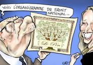 La famille Le Pen et ses amis africains