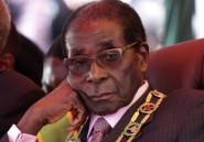 Les cinq hommes forts du Zimbabwe