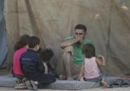 Le drame des réfugiés syriens