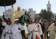 Maroc: La Bay'a, le péplum du sultan