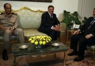 Les Etats-Unis, les frères d'armes de l'Egypte?