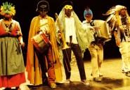 Le fabuleux succès théâtral de paysans malgaches