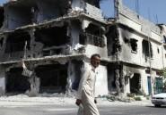 Syrte est morte avec Kadhafi