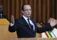 Hollande et ses cadeaux empoisonnés à l'Afrique