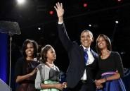 Barack Obama, fils à maman