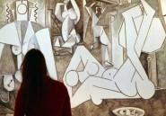 Picasso-Delacroix: A chacun sa peinture de l'Algérie