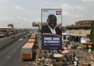 Ghana: deux candidats pour un fauteuil