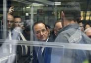 Hollande ne fait pas le buzz sur le Web algérien