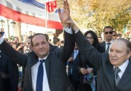 Bouteflika, le président qui offre des bains de foule