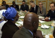 Hollande «sauveur du Mali»