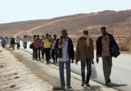 La longue marche des noirs en Libye