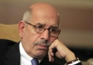 Baradei maintient une posture de boycott