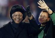 Nelson Mandela n'est plus un fringant jeune homme