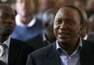 Kenyatta, inculpé pour crimes contre l'humanité, devient président