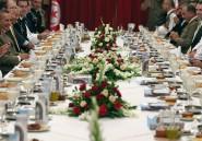 Les présidents préfèrent les cuisiniers blancs