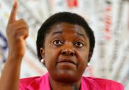Attaques racistes en Italie: la colère noire de la ministre Cécile Kyenge