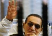 Egypte: un tribunal ordonne la libération d'Hosni Moubarak