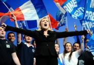 Marine Le Pen et ses petits Beurs