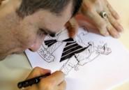 Le dur métier de caricaturiste