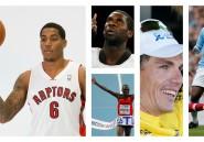 Les sportifs africains de l'année