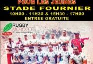 Marocains du Monde: Des Journées découvertes du Rugby à VII  à l'occasion du stage de l'Equipe Nationale du Maroc à Arles