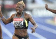 Meeting de Kingston : L'Ivoirienne Ahouré sur le podium