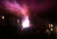 Incendie au Building administratif, le bureau des archives justice atteint