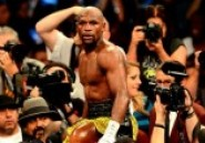 Boxe : Le comeback gagnant de Mayweather Jr
